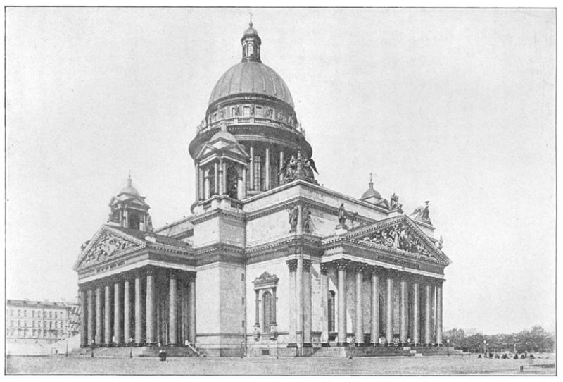 Auguste Ricard de Montferrand, un génie à la cour du tsar. dans Histoire de l'Auvergne eglisedisaac