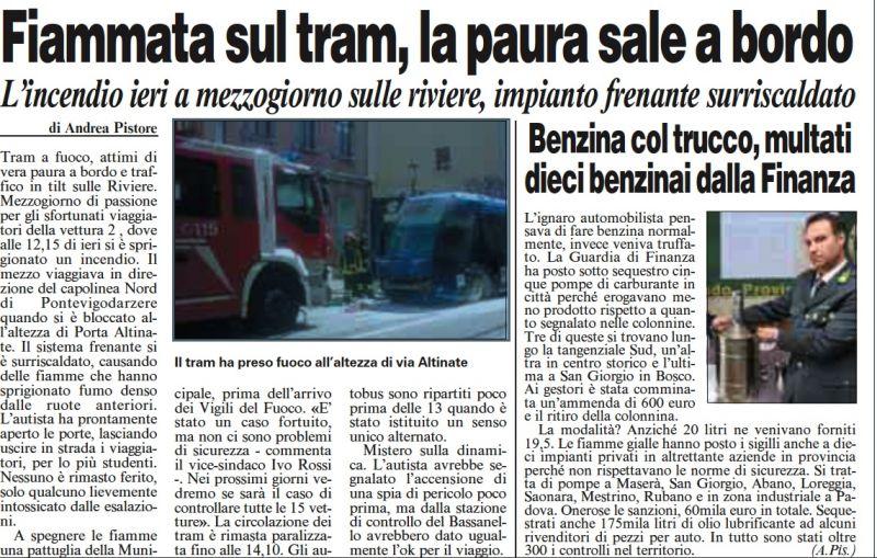 Translohr : nouvel incendie d'un Translohr à Padoue et La RATP entre au capital des transports de Clermont-Ferrand dans Tramway de Clermont-Ferrand leggo21avril20111